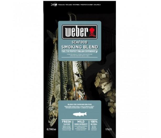 Weber Щепа для копчения, Смесь для рыбы