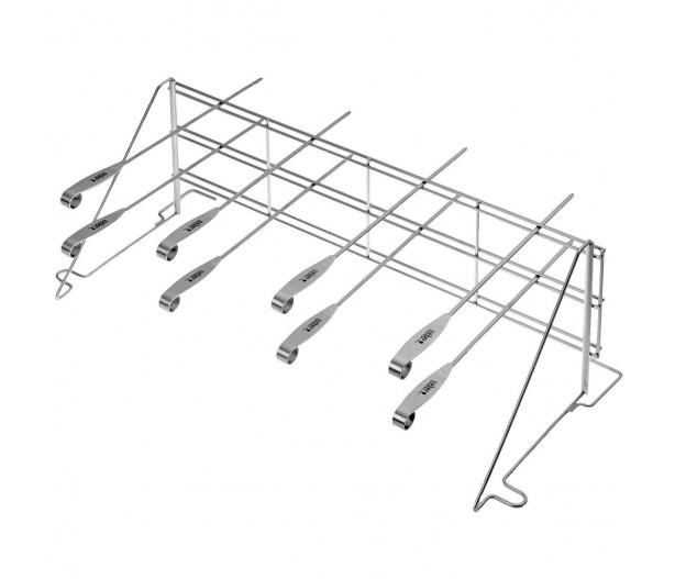 Weber Система приготовления ETCS для газовых грилей, с набором шампуров