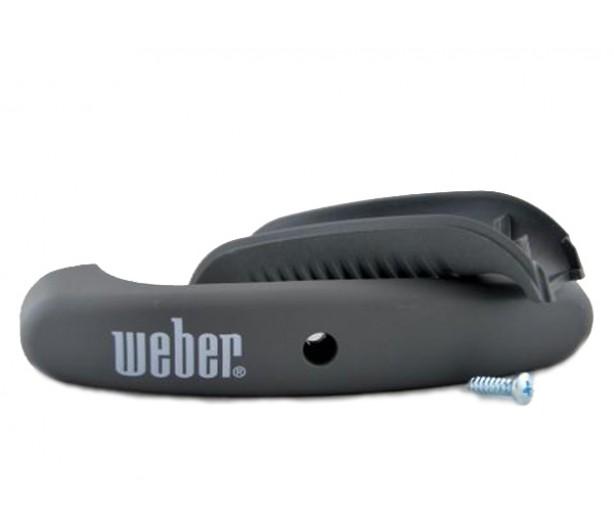 Weber Ручка универсальная для грилей 47 и 57 см, серая