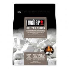 Weber Кубики для розжига (сухое горючее 22 шт.)