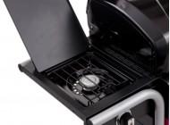Char-Broil Hybrid Gas & Charcoal гибридный гриль газ и уголь