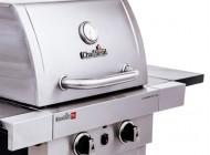 Char-Broil Professional 2 газовый гриль нержавеющая сталь