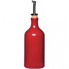 Emile Henry Бутылка для масла и уксуса, цвет: гранат