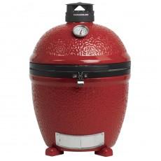 Kamado Joe Classic Joe II Red Керамический гриль размер L стационарный