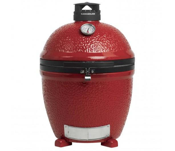 Kamado Joe Big Joe II Red Керамический гриль размер XL стационарный