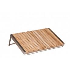 Monolith Боковой столик из тика для тележки Buggy для гриля Classic