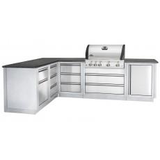 Napoleon Oasis™-300/BILEX- 485 Летняя модульная кухня