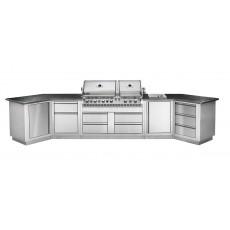 Napoleon Oasis™-400/BILEX- 825 Летняя модульная кухня