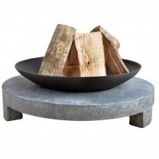 Concretika Чаша для костра на круглом основании iron E60