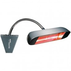 Heliosa Hi Design 999 Инфракрасный обогреватель 1500 Вт, черный