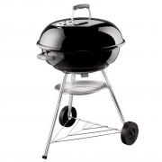 Weber Compact Kettle 47 charcoal grill